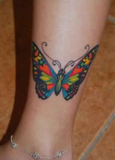 e12a31cd9 Top 30 Butterfly Tattoos to Spot - Tattoo Blog
