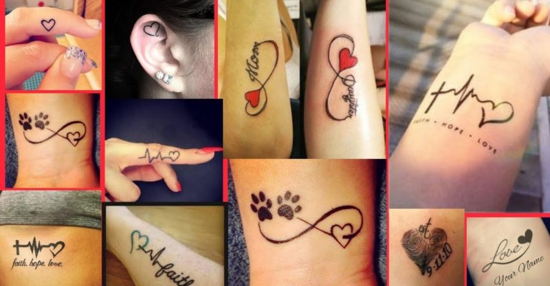 101 Heart Tattoo Designs That Will Cause You Fall In Love Again Fashion Wing Tattoo Blog