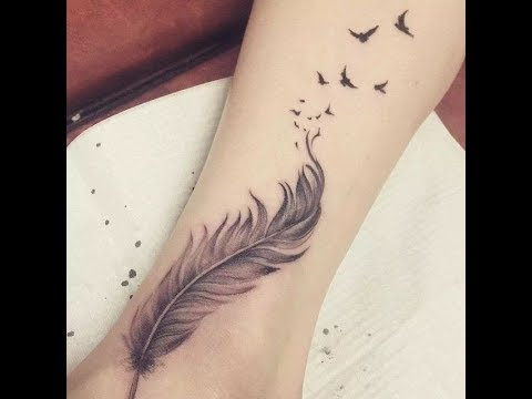 Feather Tattoos: Beautiful Feather Tattoo Ideas & Designs ...