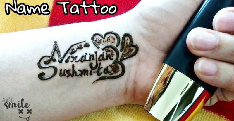 Couple Love Name Tattoo Design For Girls Boys Stylish Tattoo Mehndi Design Name Tattoo Tattoo Blog