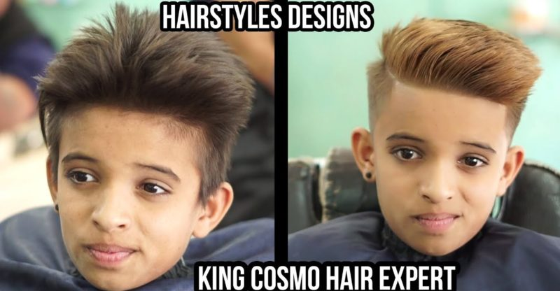 Hairstyles Designs And Ideas For Men 2018 Attractive Haircuts For Boys King Cosmo Hair Expert Tattoo Blog